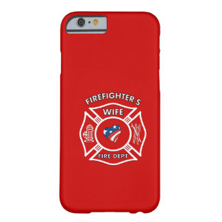 Fireman Wives USA Barely There iPhone 6 Case