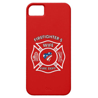 Fireman Wives USA iPhone SE/5/5s Case