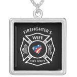 Fireman Wives USA Pendants