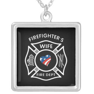 Fireman Wives USA Pendants