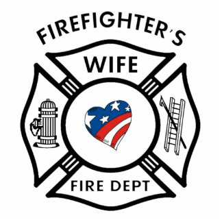 Fireman Wives USA Statuette