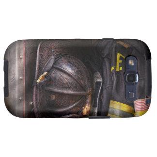 Fireman - Worn and used Samsung Galaxy SIII Case