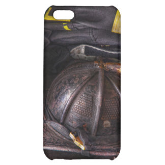 Fireman - Worn and used iPhone 5C Case