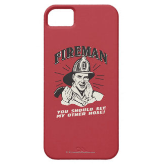 Fireman: You Should See My Other Hose iPhone SE/5/5s Case
