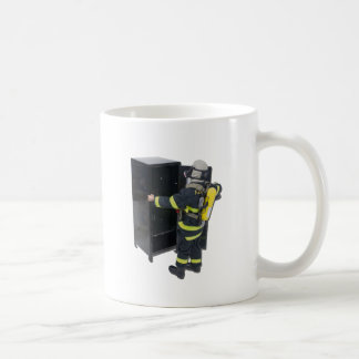 FiremanAndLocker042211 Coffee Mug