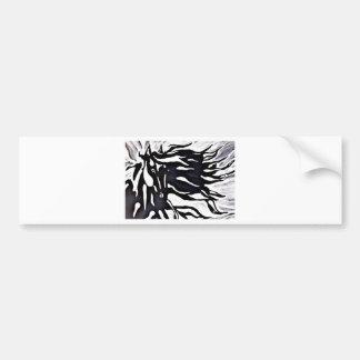 firemaneinvert bumper sticker
