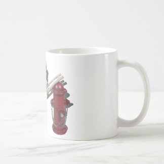 FiremanLadderHydrant050512.png Coffee Mug