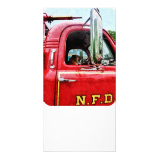 Fireman's Best Friend Card
