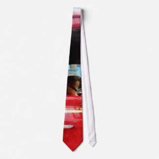 Fireman's Best Friend Neck Tie