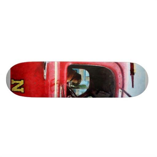 Fireman's Best Friend Skate Board