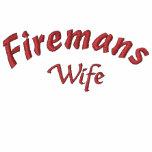 Firemans, Esposa-Sudadera con capucha