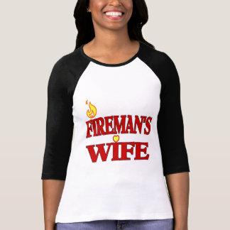 Fireman's Wife T-Shirt