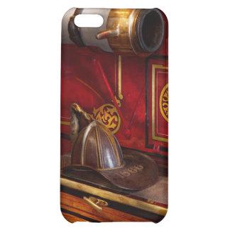 Firemen - An elegant job Cover For iPhone 5C