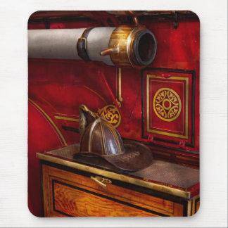 Firemen - An elegant job Mouse Pad