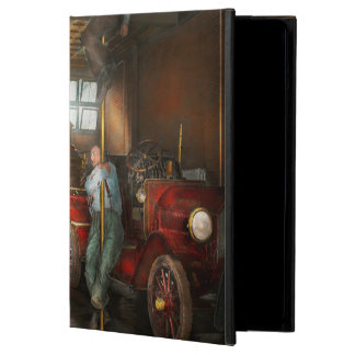 Firemen - Answering the firebell 1922 Case For iPad Air