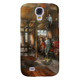 Firemen - Answering the firebell 1922 Samsung S4 Case