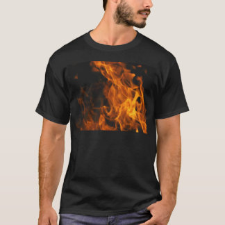 Firemen Flames Fire Peace Office Art Love Destiny T-Shirt