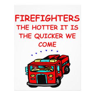 firemen letterhead