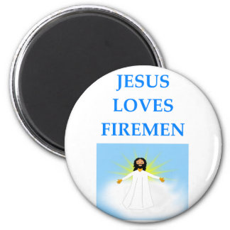 FIREMEN MAGNET
