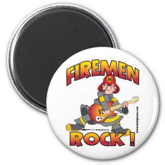 FIREMEN ROCK merch.png Refrigerator Magnets