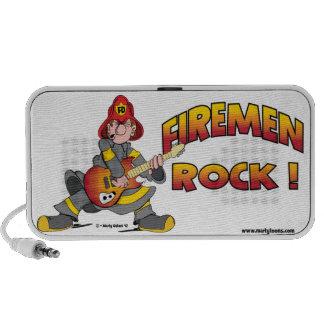 Firemen Rock Speaker