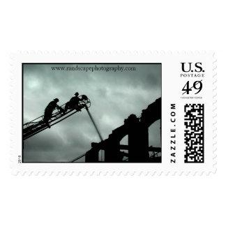 Firemen Stamp