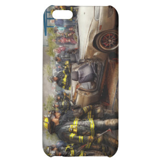 Firemen - The fire demonstration Case For iPhone 5C