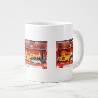 Firemen's Tools of the Trade Giant Coffee Mug