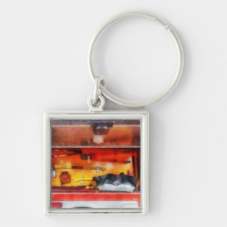 Firemen's Tools of the Trade Keychain