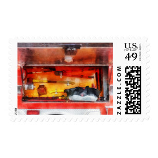 Firemen's Tools of the Trade Postage