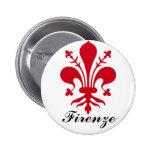 Firenze 2 Inch Round Button