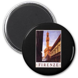 Firenze 2 Inch Round Magnet