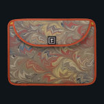 "&quot;Firenze autunno&quot; Sleeve For MacBooks<br><div class=""desc"">This MacBook Pro sleeve design echoes classic Italian marbling from the 16th Century,  and each style bears an Italian place name. Your water-resistant sleeve will be unique and distinctive,  at once original and timeless; an artful standout from boring sameness!</div>"