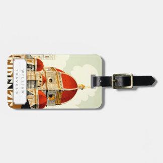 Firenze Bag Tag