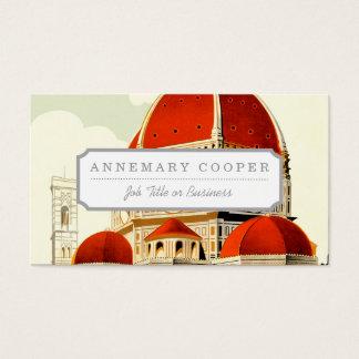 Firenze Business Card