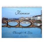 Firenze Calendar