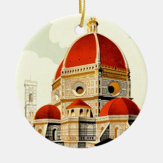 Firenze Ceramic Ornament