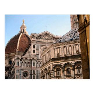 Firenze Duomo - Baptistry Postcards