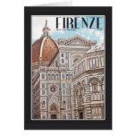 Firenze Duomo Card