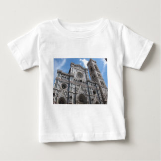 Firenze Florence Cathedral Facade Baby T-Shirt