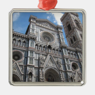 Firenze Florence Cathedral Facade Metal Ornament