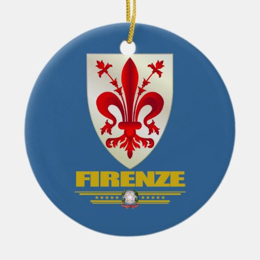Firenze (Florence) Ornament