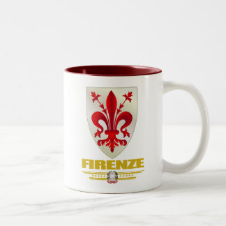 Firenze (Florence) Two-Tone Coffee Mug