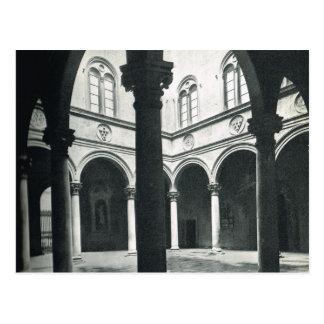 Firenze Florencia Palazzo Medici Riccardi Postal