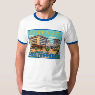 Firenze Grand Hotel Mediterraneo T-Shirt