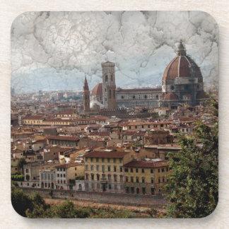 Firenze II Beverage Coasters