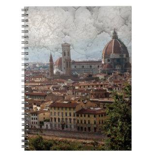 Firenze II Libro De Apuntes Con Espiral