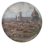 Firenze II Party Plate