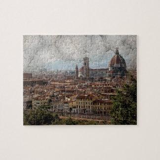 Firenze II Rompecabezas Con Fotos