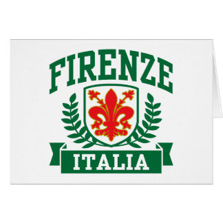 Firenze Italia Card